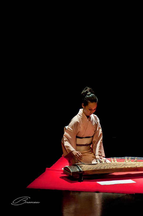 The Koto and the Geisha.