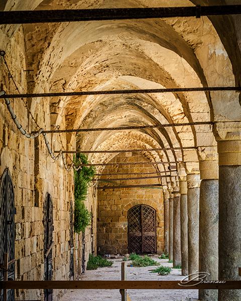 Abandoned Ottoman Castle
