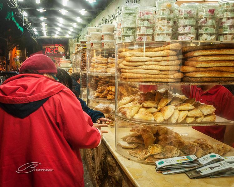 Arab Delicacies, Jaffa, Israel