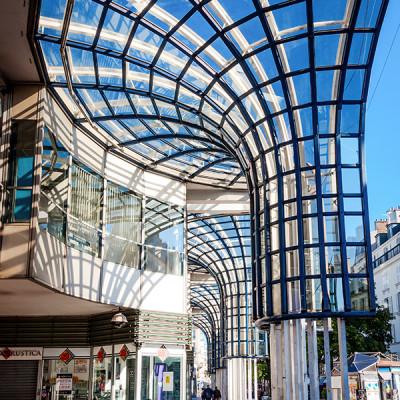 Somewhere Close to Pompidou Centre, Paris, France