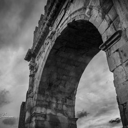 Porta di Augusto, Rimini, Italy