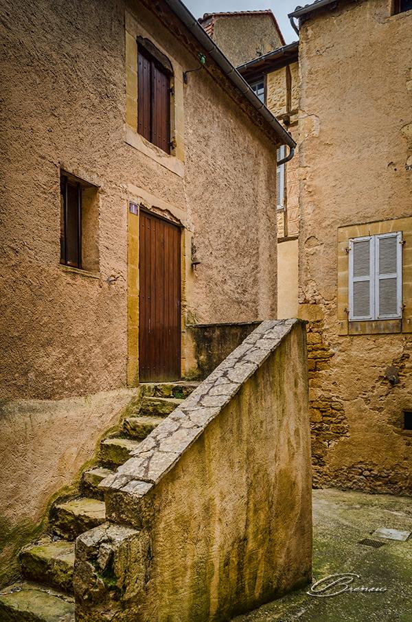 Belvès, France.