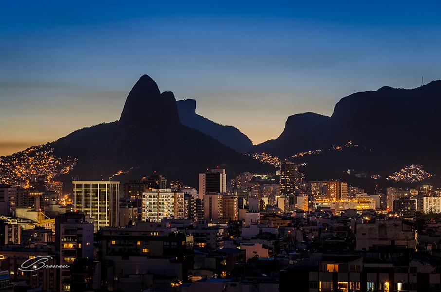 Ipanema and Leblo, Rio de Janeiro, Brazil