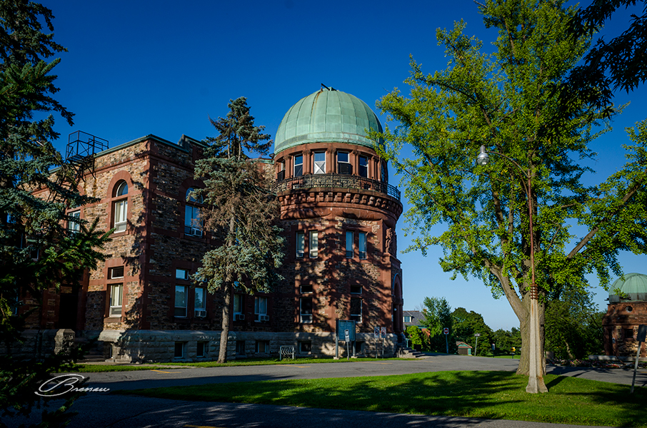 The Old Observatory.